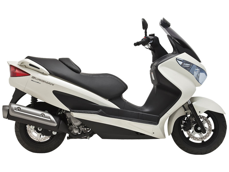 SCOOTER OCASION SUZUKI BURGMAN 125 EXECUTIVE ELCHE