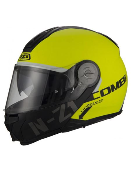 Casco nzi combi 2 duo graphics flydeck - 04607125939#AMARILLO(1)