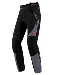Pantalon spidi globetracker negro-gris