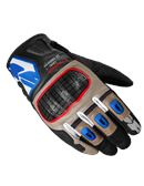 Guantes spidi g-warrior marron - B94-233-1