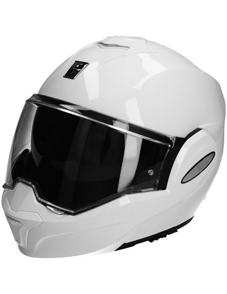 Casco scorpion exo-tech solid blanco brillo - SCORPION-EXO_TECH_WHITE_05-0-M-09309249-XLARGE