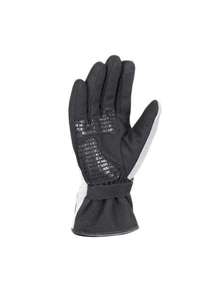 Guantes hevik oberalp hombre negro - HGW218MB_FRONTE