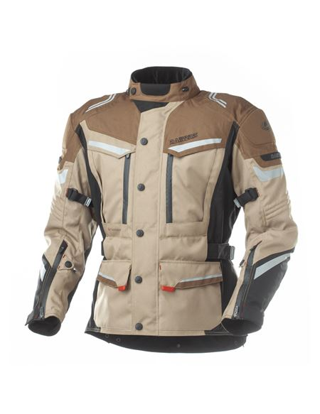 Chaqueta rainers tanger marron - TANGER-MR_