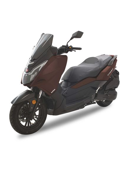 Wottan storm-t 125cc brown 2019 - 0460713541