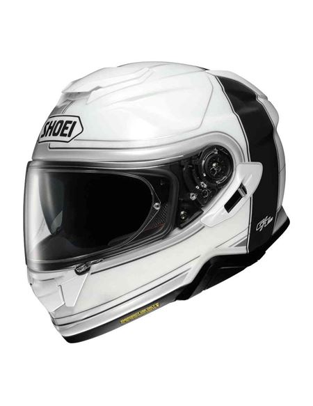 Casco shoei gt-air 2 crossbar blanco-gris tc6 - CROSSBAR-TC-6-SIDE-1-ML