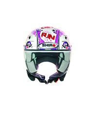 Casco shiro sh-20 chic-kids jet-infantil