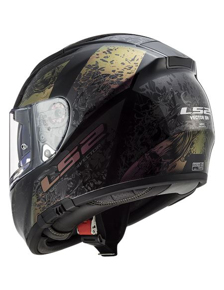 Casco ls2 ff397 vector ft2 swipe rainbow - FF397_VECTOR_SWIPE_RAINBOW_103973611_01
