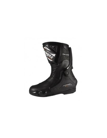 Bota rainers six-one ne/43 - BOTAS-RAINERS-RACING-SIX-ONE-NEGRAS