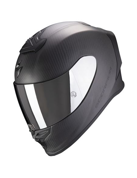 Casco scorpion exo-r1 carbon solid negro-mate - 046071279185#CARBONO-MATE(1)
