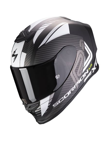 Casco scorpion exo-r1 air halley negro mat- blanco - 046071279200#NEGRO-MATE-BLANCO(1)