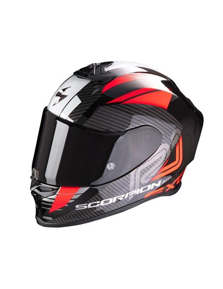 Casco scorpion exo-r1 air halley negro-rojo - 046071279202#NEGRO-ROJO(1)