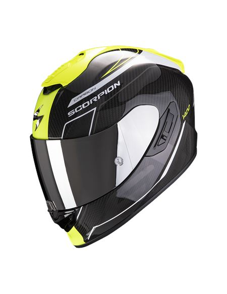 Casco scorpion exo-1400 carbon air beaux bco-amar - 046071279242#BLANCO-AMARILLO(1)