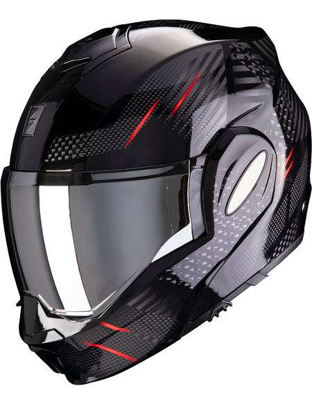 Casco scorpion exo-tech pulse negro-rojo - 046071279255#NEGRO-ROJO(1)