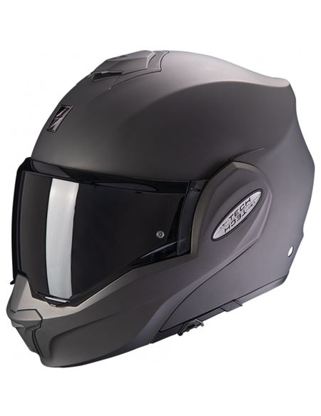 Casco scorpion exo-tech solid antracita mate - 046071279257#ANTRACITA(3)