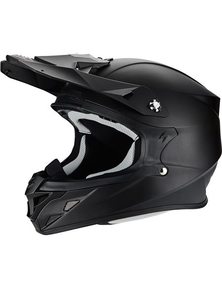 Casco scorpion vx-21 air solid negro mate - 046071279271#NEGRO-MATE(1)