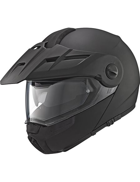 Casco schuberth e1 negro mate - 046071279443