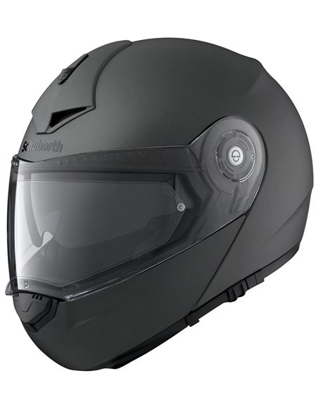 Casco schuberth c3 pro antracita mate - 046071279446