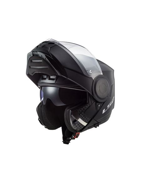 Casco modular ls2 ff902 scope negro mate - 046071279486