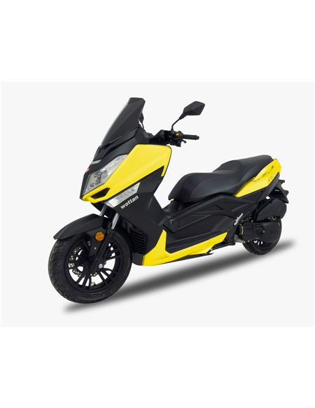 Wottan storm 125cc limited edition yellow racing - IMG-20200427-WA0007