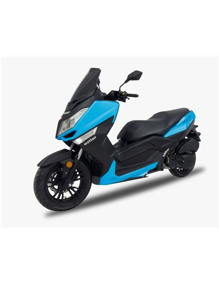 Wottan strom 125cc limited edition blue miami - IMG-20200427-WA0008