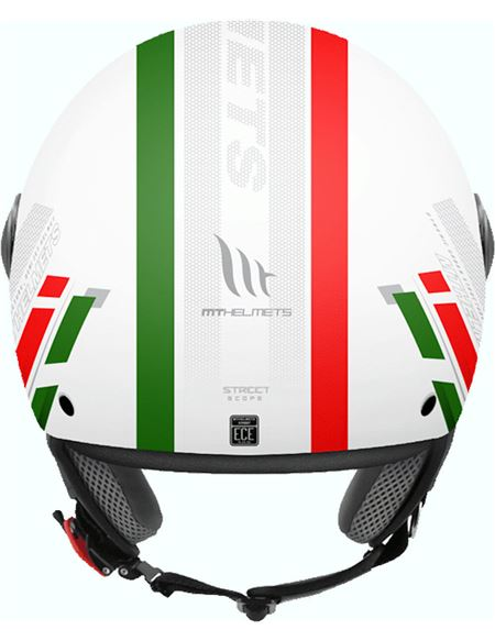 Casco mt of501 street scope c5 rojo perla brillo - 046071279719_1