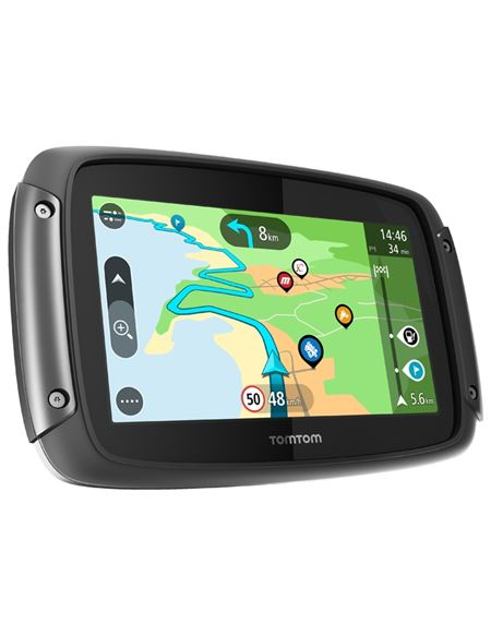 Gps tom tom rider 550 world ltd - 046071279736#550WORLD(1)