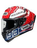 Casco shoei x-spirit iii marquez 5 tc1 - 046071279865#REPLICA(1)