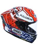 Casco shoei x-spirit iii marquez 5 tc1 - 046071279865#REPLICA(3)