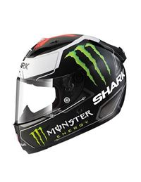 Casco shark race-r pro lorenzo monster
