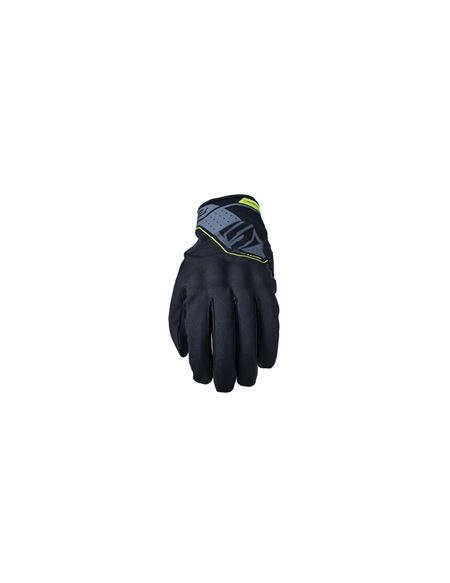 Guantes five rs wp negro/amarillo - 046071280817
