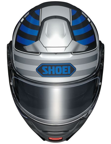 Casco shoei neotec 2 splicer tc2 - 046071281194#NEGRO-AZUL(1)