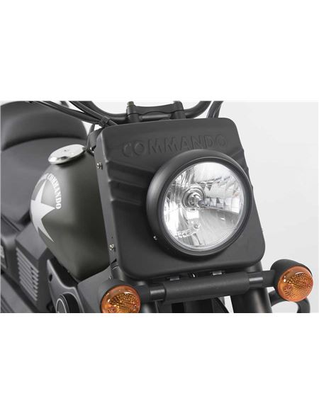Um renegade commando 125 black edition - 046071281037