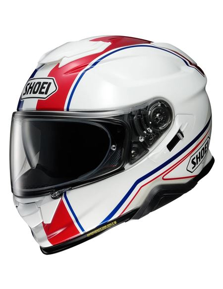 Casco shoei gt-air 2 panorama tc10 blanco-rojo - 046071281518#BLANCO-ROJO(1)