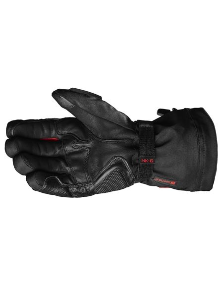 Guantes spidi nk-6 h2out negro - 0460713590 (2)