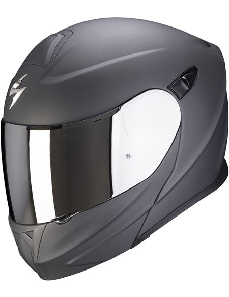 Casco exo-920 evo solid gris mate-antracita