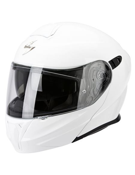 Casco exo 920 evo solid blanco brillo - EXO-920-WHITE-S6