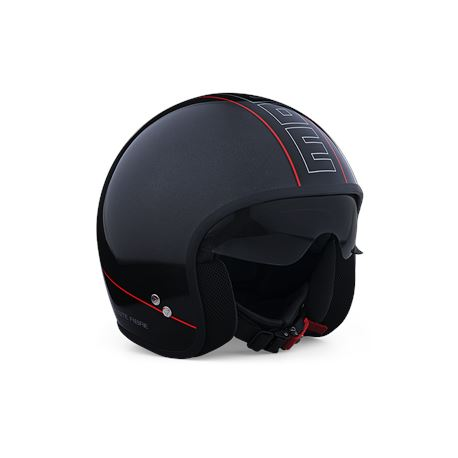Casco momo cruiser negro brillo - CRUISER-ANTRACITEL-NERO-ROSSO-01