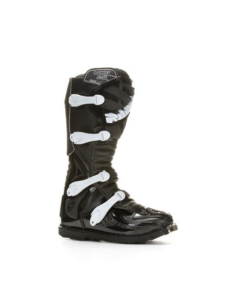 Bota cross rainers 1030n negra talla 46