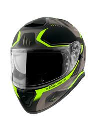 Casco mt ff102sv thunder 3 sv turbine c3 am/fl mat