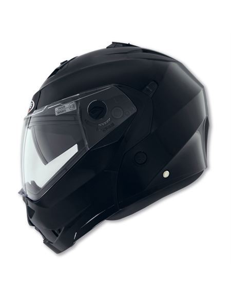 Casco caberg duke negro brillo
