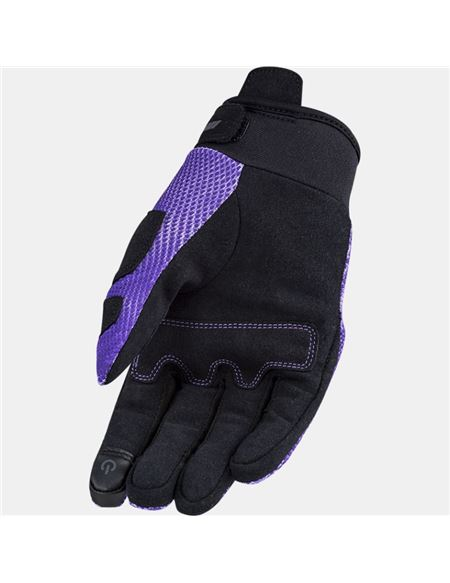 Guantes ls2 ray lady gloves lila - RAYLADYPURPLE