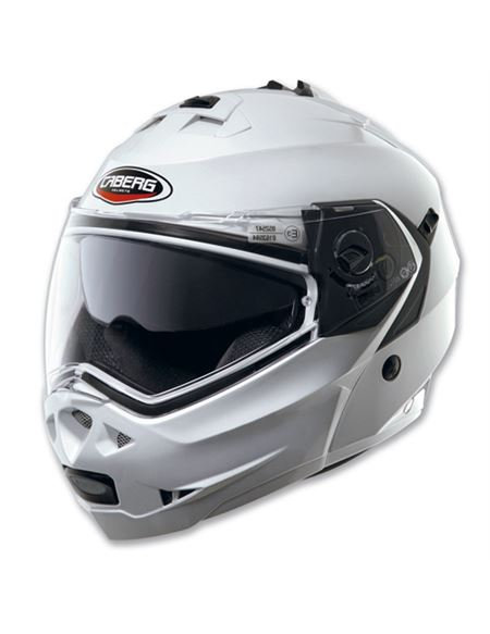 Casco caberg duke blanco brillo - DKMW_2_DUKEBLANCO