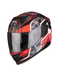 Casco scorpion exo-520 réplica quartararo