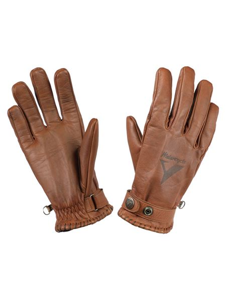 Guantes by city iconic marrón - 046071283737#MARRON(1)