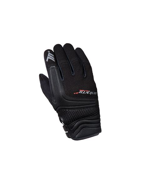 Guante seventy sd-c28 scooter mujer negro-gris - 046071283881
