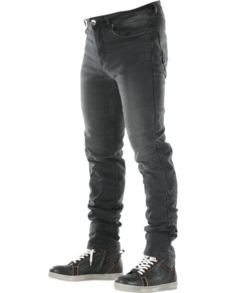 Jeans overlap homologado monza used gris - 046071284544#GRIS-USED(1)