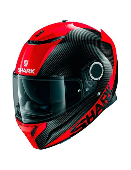 Casco shark spartan carbon