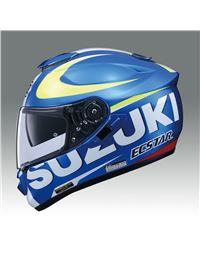 Casco shoei gt-air replica suzuki gp