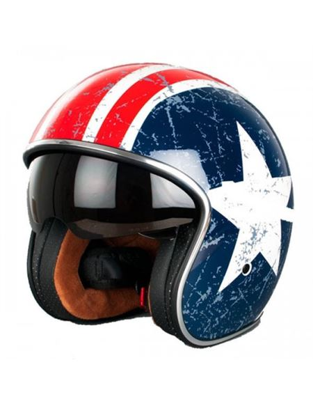 Casco origine sprint rebel star