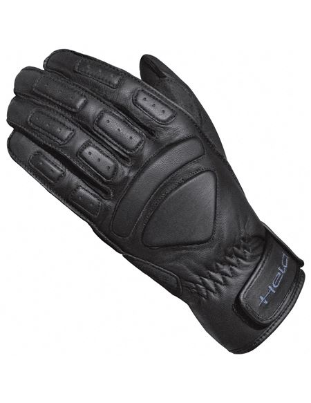 Guante held emotion piel negro - 0460702722#NEGRO(1)